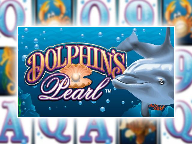 Игровые автоматы Dolphin's Pearl играть бесплатно