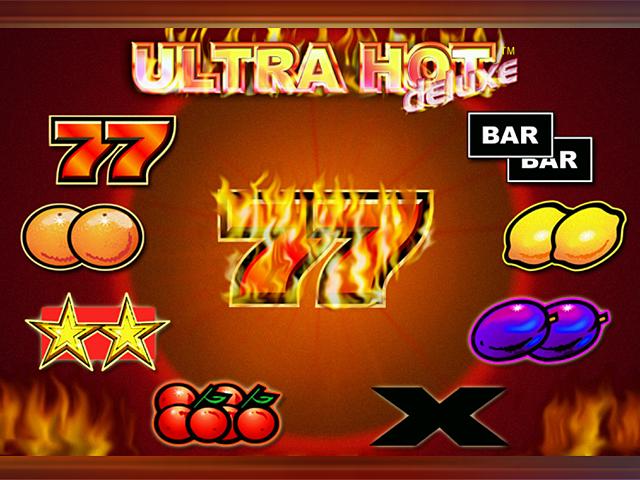 Игровые автоматы Ultra Hot Deluxe играть бесплатно