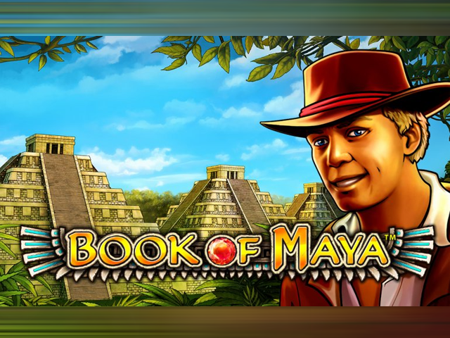 Платный автомат Книга Майя