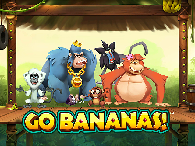 С бонусом за депозит автомат Вперед Бананы!