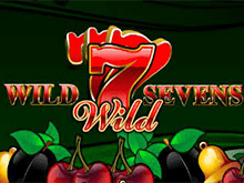 Игровой автомат на рубли 7's Wild